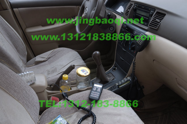 丰田花冠警车4个喇叭装车顶配v82警报器-美国vs signal