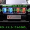 陆虎览胜安装美国vs中网警灯爆闪灯20只及美国VS V72 600W警报器