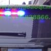 路虎览胜安装铝管后方向灯VS-DS332警灯爆闪灯及美国vs V7-1警报器