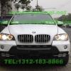 宝马BMW X5:美国VS SIGNAL GL300中网爆闪灯,VS SIGNAL V71警报器