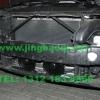 宝马BMW525安装美国VS SIGNAL V71警报器及联邦信号道奇VIPER S2吸盘LED爆闪灯警灯实拍