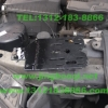 LEXUS LX570加装低音炮重低音警报器系统美国VS SIGNAL V01 (V0-1)实拍图集