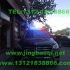 奔驰ML350安装警灯实拍图片集-美国VS SIGNAL DS332A2吸顶长条爆闪警灯