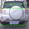 丰田RAV4安装美国VS SIGNAL V8-1 (V81)警报器及GL332AMC/GL316AMC变色中网爆闪警灯