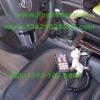 大众帕萨特安装美国VS SIGNAL V8-1 plus增强版警报器及GL332A中网爆闪警灯图集