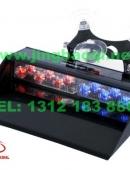 美国VS Signal VL212TS铲子型吸盘灯LED爆闪灯警灯