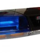 蛋形长排爆闪警灯92DS(高压爆闪和LED爆闪组合型)