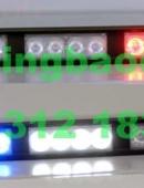 美国VS SIGNAL警灯暴闪灯频闪灯长条LED中网灯爆闪灯-5组