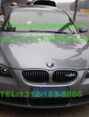 宝马BMW5系安装警报器实拍美国VS SIGNAL V71 300W