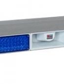 银鲨长排LED爆闪警灯50L