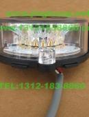 美国SoundOff外反光镜专用爆闪灯警灯Intersector