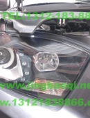 丰田汉蓝达安装美国VS SIGNAL HAW4隐形LED爆闪灯警灯实拍图集