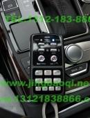 2012款奥迪A6L安装美国VS SIGNAL V71及W7WK无线遥控警报器实拍图集